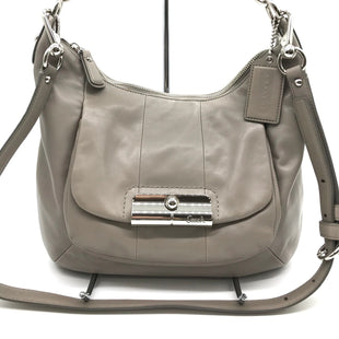 Primary Photo - BRAND: COACH STYLE: HANDBAG DESIGNER COLOR: BEIGE SIZE: MEDIUM SKU: 262-26275-64237IN GREAT CONDITION DESIGNER BRAND - FINAL SALE