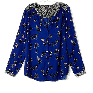 Primary Photo - BRAND: NOT YOUR DAUGHTERS JEANS STYLE: TOP LONG SLEEVE COLOR: FLORAL SIZE: L SKU: 262-26241-41969