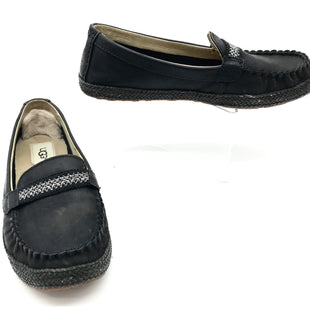 Primary Photo - BRAND: UGG STYLE: SHOES FLATS COLOR: BLACK SIZE: 8 SKU: 262-26275-68630AS IS WEAR SHOWS DESIGNER BRAND FINAL SALE