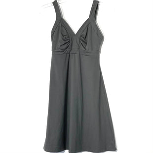 Primary Photo - BRAND: PATAGONIA STYLE: DRESS SHORT SLEEVELESS COLOR: GREY SIZE: XS SKU: 262-26241-46176DESIGNER FINAL