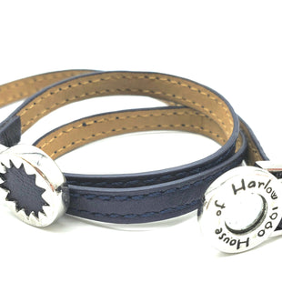 Primary Photo - BRAND:    HOUSE OF HARLOW STYLE: BRACELET COLOR: NAVY SILVERSKU: 2262-26275-70384AS IS