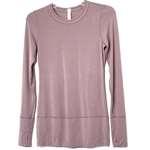 Primary Photo - BRAND: LULULEMON STYLE: ATHLETIC TOP COLOR: DUSTY LILACSIZE: XS SKU: 262-26241-46370DESIGNER FINAL