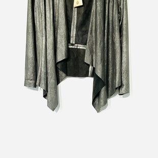 Primary Photo - BRAND: DEMOCRACY STYLE: BLAZER JACKET COLOR: METALLIC SIZE: S SKU: 262-26275-69770FAUX SUEDE