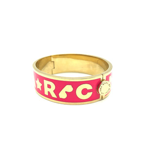 Primary Photo - BRAND: MARC BY MARC JACOBS STYLE: BRACELET COLOR: HOT PINK SKU: 262-26275-74893GENTLE WEAR - AS IS
