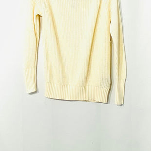 Primary Photo - BRAND: FREE PEOPLE STYLE: SWEATER LIGHTWEIGHT COLOR: CREAM SIZE: S SKU: 262-26211-141134