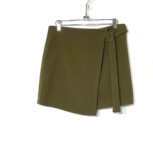 Primary Photo - BRAND: CLOTHES MENTOR STYLE: SKIRT SKORTCOLOR: OLIVE SIZE: M OTHER INFO: CHIRISH - SKU: 262-26275-73870