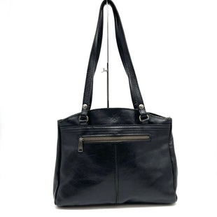 "Primary Photo - BRAND: PATRICIA NASH STYLE: HANDBAG COLOR: BLACK SIZE: 11.5""H X 14""L X 3.5""W DROP: 11.5""SKU: 262-262101-3029IN GOOD SHAPE AND CONDITION"