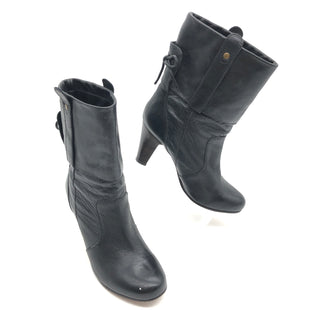 Primary Photo - BRAND: DOLCE VITA STYLE: BOOTS ANKLE COLOR: BLACK SIZE: 6.5 SKU: 262-26275-76271GENTLE WEAR SHOWS - AS IS