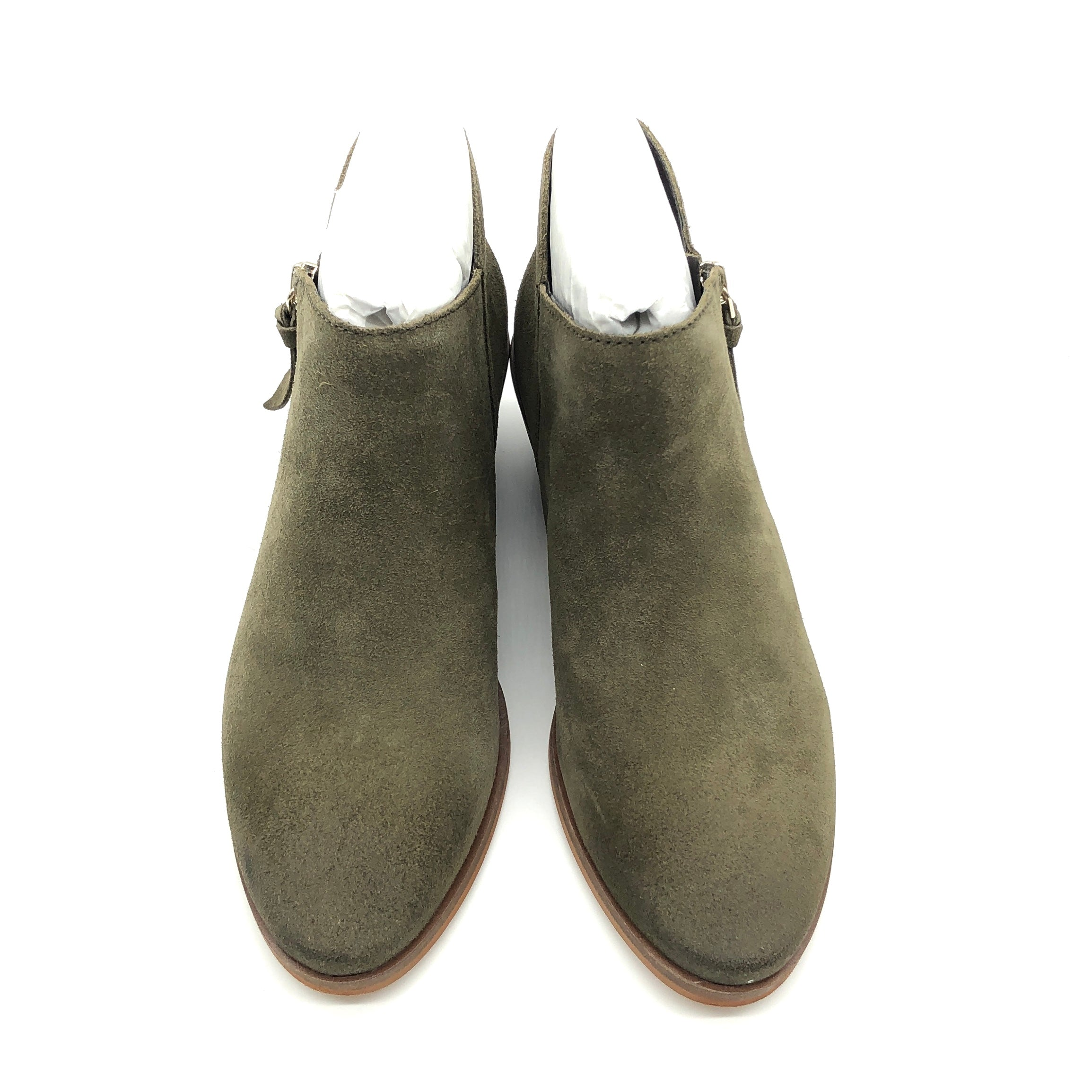 Photo #2 - BRAND: COLE-HAAN <BR>STYLE: BOOTS ANKLE <BR>COLOR: OLIVE <BR>SIZE: 5.5 <BR>SKU: 262-26275-74280<BR>NEW CONDITION
