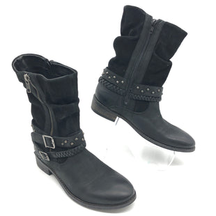 Primary Photo - BRAND: MATISSE STYLE: BOOTS ANKLE COLOR: BLACK SIZE: 6 SKU: 262-26275-76272IN GOOD SHAPE AND CONDITION
