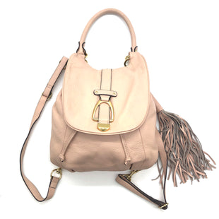 "Primary Photo - BRAND:    G.I.L.L GOT IT LOVE IT  STYLE: BACKPACK COLOR: LIGHT PINK SIZE: MEDIUM SKU: 262-26275-74104AS IS APPROX 12""X12""X2-3"""