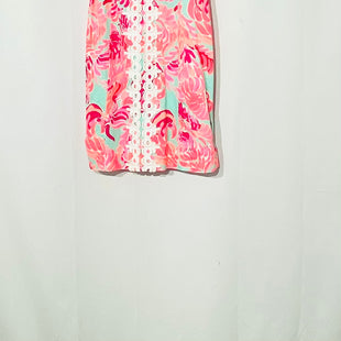 Primary Photo - BRAND: LILLY PULITZER STYLE: DRESS SHORT SLEEVELESS COLOR: NEONSIZE: XS SKU: 262-26275-70647ACTUAL COLORS A LOT MORE NEON THAN PHOTOS SHOW. DESIGNER FINAL.