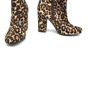 Primary Photo - BRAND: CHARLES DAVID STYLE: BOOTS ANKLE COLOR: ANIMAL PRINT SIZE: 5.5 SKU: 262-26275-71611AS IS