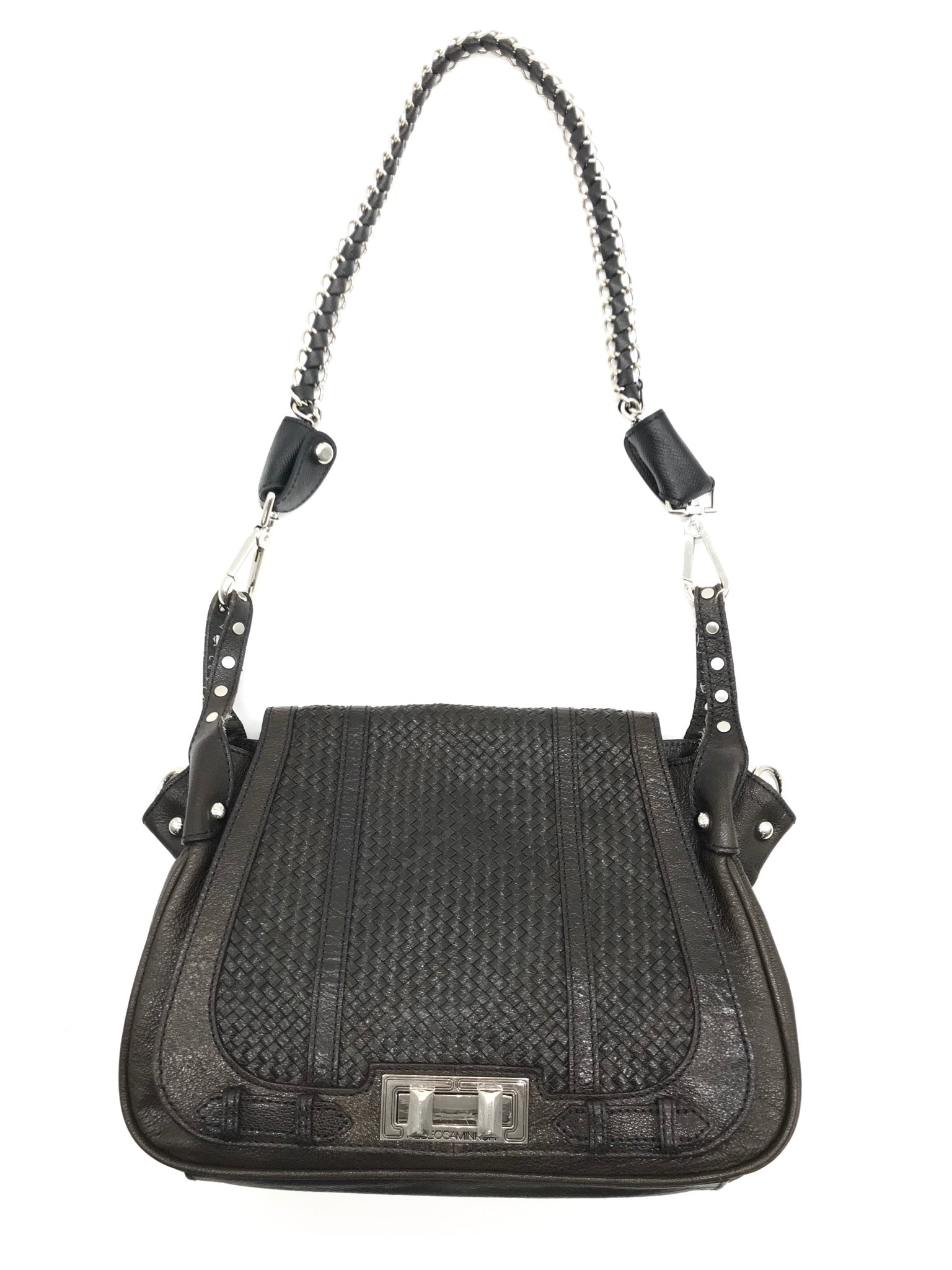 Primary Photo - BRAND: REBECCA MINKOFF <BR>STYLE: HANDBAG DESIGNER <BR>COLOR: BROWN <BR>SIZE: MEDIUM <BR>SKU: 262-26275-65769<BR>GENTLE WEAR SHOWS - AS IS
