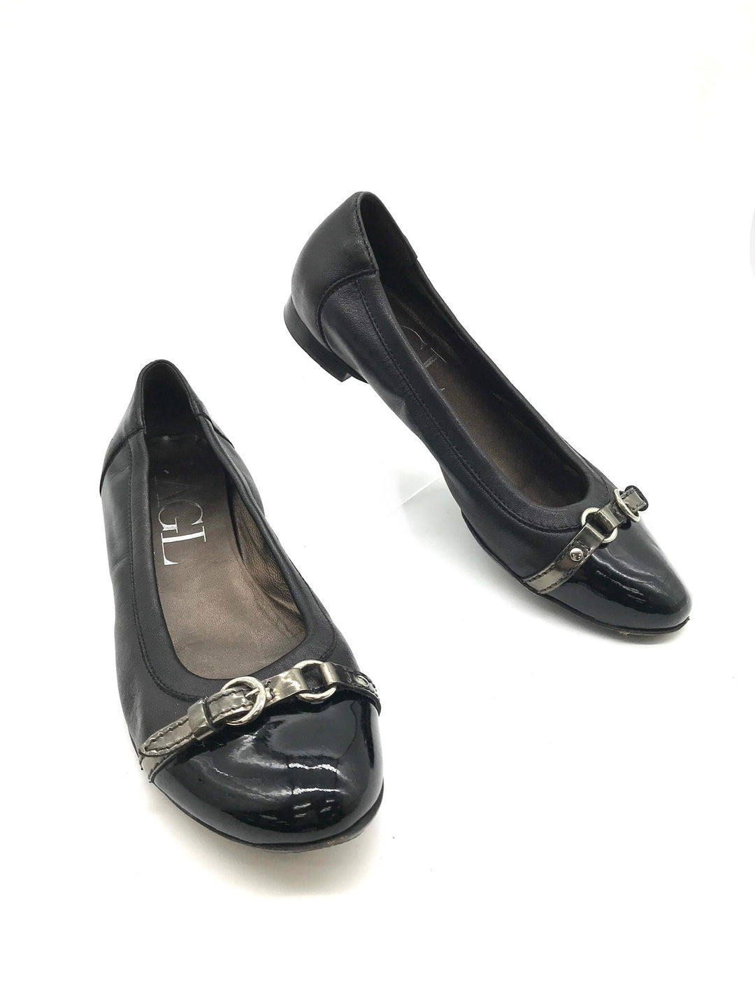 Primary Photo - BRAND:  CMB <BR>STYLE: SHOES FLATS <BR>COLOR: BLACK <BR>SIZE: 8 <BR>SKU: 262-26275-73109<BR><BR>AS IS WEAR (SEE PHOTOS)