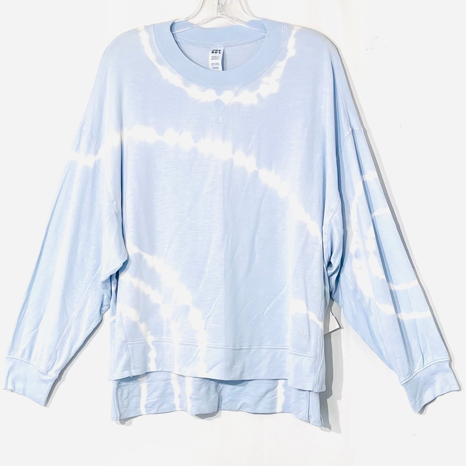 Primary Photo - BRAND: JOY LAB <BR>STYLE: TOP LONG SLEEVE <BR>COLOR: TIE DYE <BR>SIZE: M <BR>SKU: 262-26275-71889