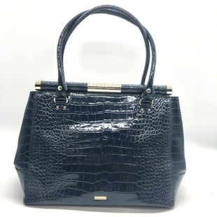 "Primary Photo - BRAND: KATE SPADE STYLE: HANDBAG COLOR: NAVY SIZE: MEDIUM SKU: 262-26211-14465510"" H X 16"" L X 6"" D7"" DROP"
