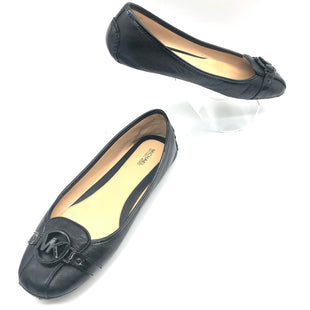 Primary Photo - BRAND: MICHAEL KORS STYLE: SHOES FLATS COLOR: BLACKSIZE: 10 SKU: 262-26275-74511GENTLE WEAR.
