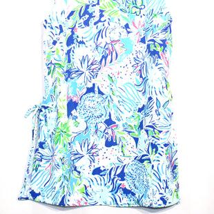 Primary Photo - BRAND: LILLY PULITZER STYLE: TOP SLEEVELESS COLOR: BLUE PINKSIZE: XS SKU: 262-262100-196DESIGNER FINAL