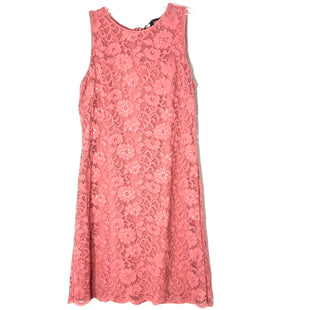 Primary Photo - BRAND: WHITE HOUSE BLACK MARKET STYLE: DRESS SHORT SLEEVELESS COLOR: PINK SIZE: L SKU: 262-26241-47661