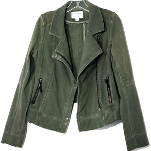 Primary Photo - BRAND:    MARRAKECHSTYLE: JACKET OUTDOOR COLOR: OLIVE SIZE: S OTHER INFO: SKU: 262-26275-77794