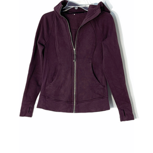 Primary Photo - BRAND: LULULEMON STYLE: ATHLETIC JACKET COLOR: PURPLE SIZE: 6 SKU: 262-26241-47321GENTLEST FADE AS IS