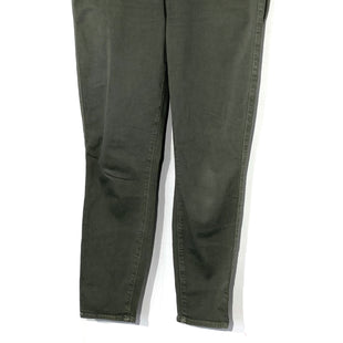 Primary Photo - BRAND: PAIGE STYLE: JEANS COLOR: OLIVE SIZE: 12 /32SKU: 262-26275-69397SLIGHTEST FADE EDGES OR DISTRESSED STYLE