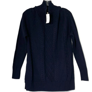 Primary Photo - BRAND: ANN TAYLOR LOFT STYLE: SWEATER LIGHTWEIGHT COLOR: NAVY SIZE: M SKU: 262-26211-141544