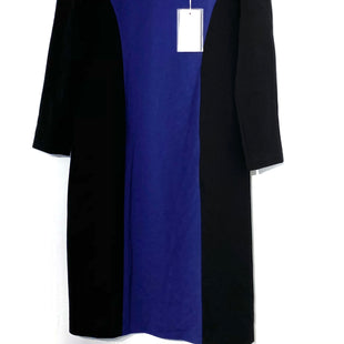 Primary Photo - BRAND: ARMANI STYLE: DRESS SHORT LONG SLEEVE COLOR: BLUE SIZE: M SKU: 262-26275-66098. DESIGNER FINAL.