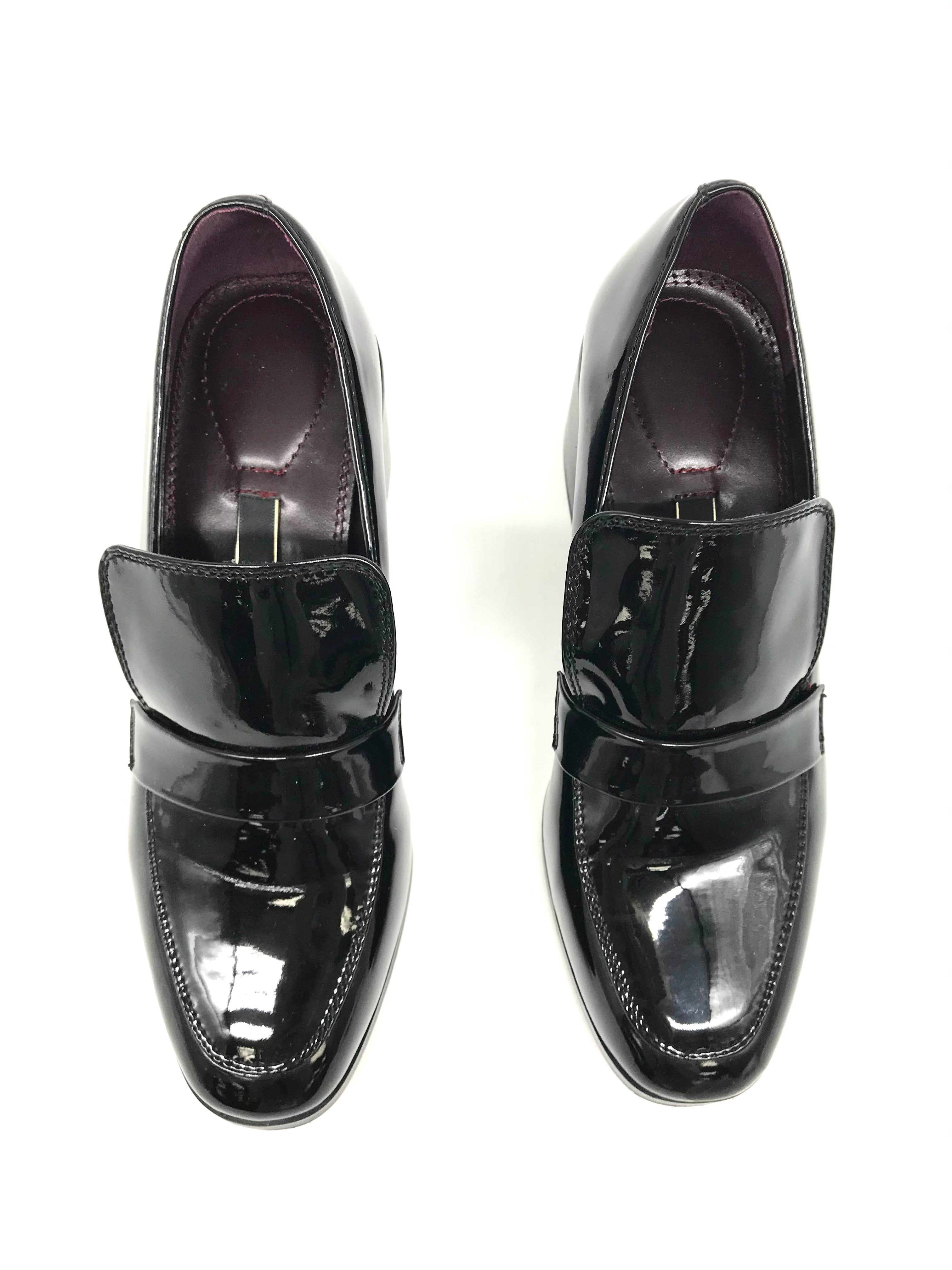 Photo #3 - BRAND: KENSIE <BR>STYLE: SHOES LOW HEEL <BR>COLOR: BLACK <BR>SIZE: 6.5 <BR>SKU: 262-26241-43612<BR>AS IS <BR>