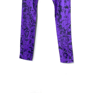 Primary Photo - BRAND: ZELLA STYLE: ATHLETIC PANTSCOLOR: PURPLE BLACK SIZE: M SKU: 262-26275-70515