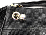 "Photo #1 - <P>BRAND: BOTTEGA VENETA <BR>STYLE: HANDBAG DESIGNER <BR>COLOR: BLACK <BR>SIZE: SMALL <BR>SKU: 262-26211-130179<BR><BR>PRICE REFLECTS SOME GENTLE WEAR AS SHOWN. APPROX. 8.5"" X 10.5""</P>"