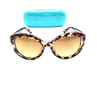 Primary Photo - BRAND: KATE SPADE STYLE: SUNGLASSES COLOR: BROWN SKU: 262-26275-62622AS ISDESIGNER ITEM FINAL SALE