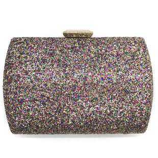 Primary Photo - BRAND: MADISON WEST STYLE: CLUTCH COLOR: SPARKLES SKU: 262-26275-72752AS IS - MISSING STRAP