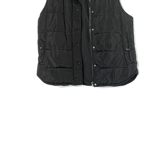 Primary Photo - BRAND: SKIES ARE BLUE STYLE: VEST COLOR: BLACK SIZE: L SKU: 262-26275-73220FILLING 78% COTTON