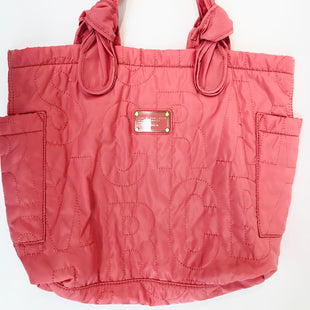 Primary Photo - BRAND: MARC BY MARC JACOBS STYLE: HANDBAG DESIGNER COLOR: PEACH SIZE: LARGE SKU: 262-26211-123319-NEW WITHOUT TAG-DESIGNER BRAND-FINAL SALE