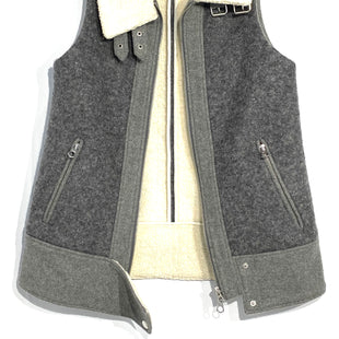 Primary Photo - BRAND: MADEWELL STYLE: VEST COLOR: GREY SIZE: SSKU: 262-26241-4236731% WOOL