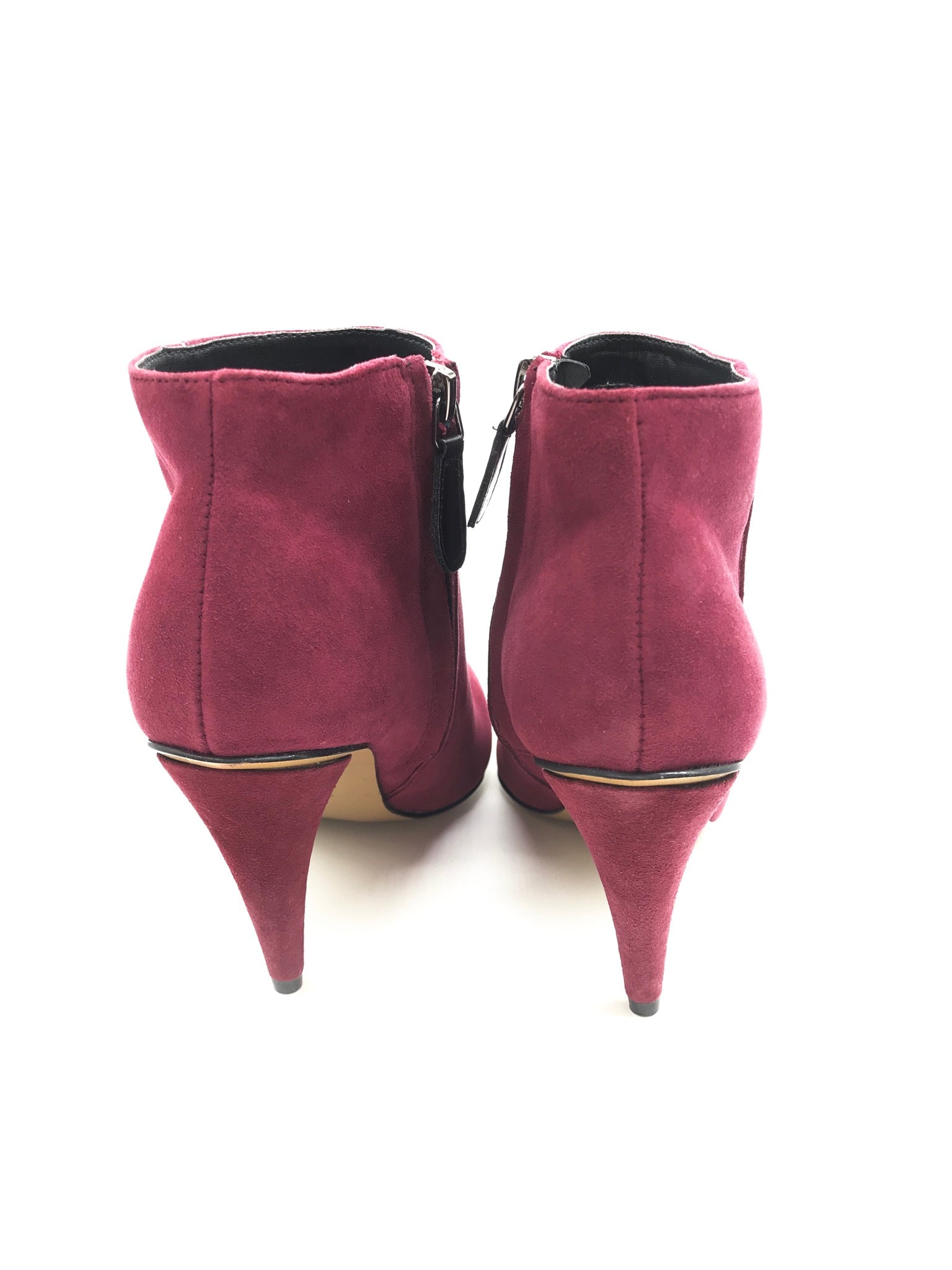 Photo #2 - BRAND: DOLCE VITA <BR>STYLE: BOOTS ANKLE <BR>COLOR: RASPBERRY <BR>SIZE: 7.5 <BR>SKU: 262-26211-140557<BR>NEW CONDITION - NEVER WORN