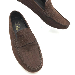Primary Photo - BRAND: COLE-HAAN STYLE: SHOES FLATS COLOR: BROWN SIZE: 8 SKU: 262-26275-69101AS IS