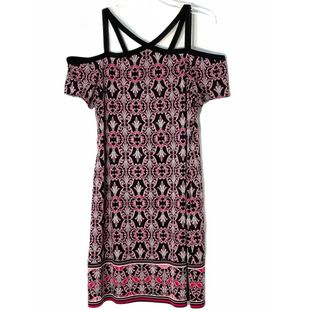Primary Photo - BRAND: WHITE HOUSE BLACK MARKETSTYLE: DRESS SHORT SLEEVELESS COLOR: PINKBLACK SIZE: L /XLOTHER INFO: NO SIZE TAG AS ISSKU: 262-26241-47674