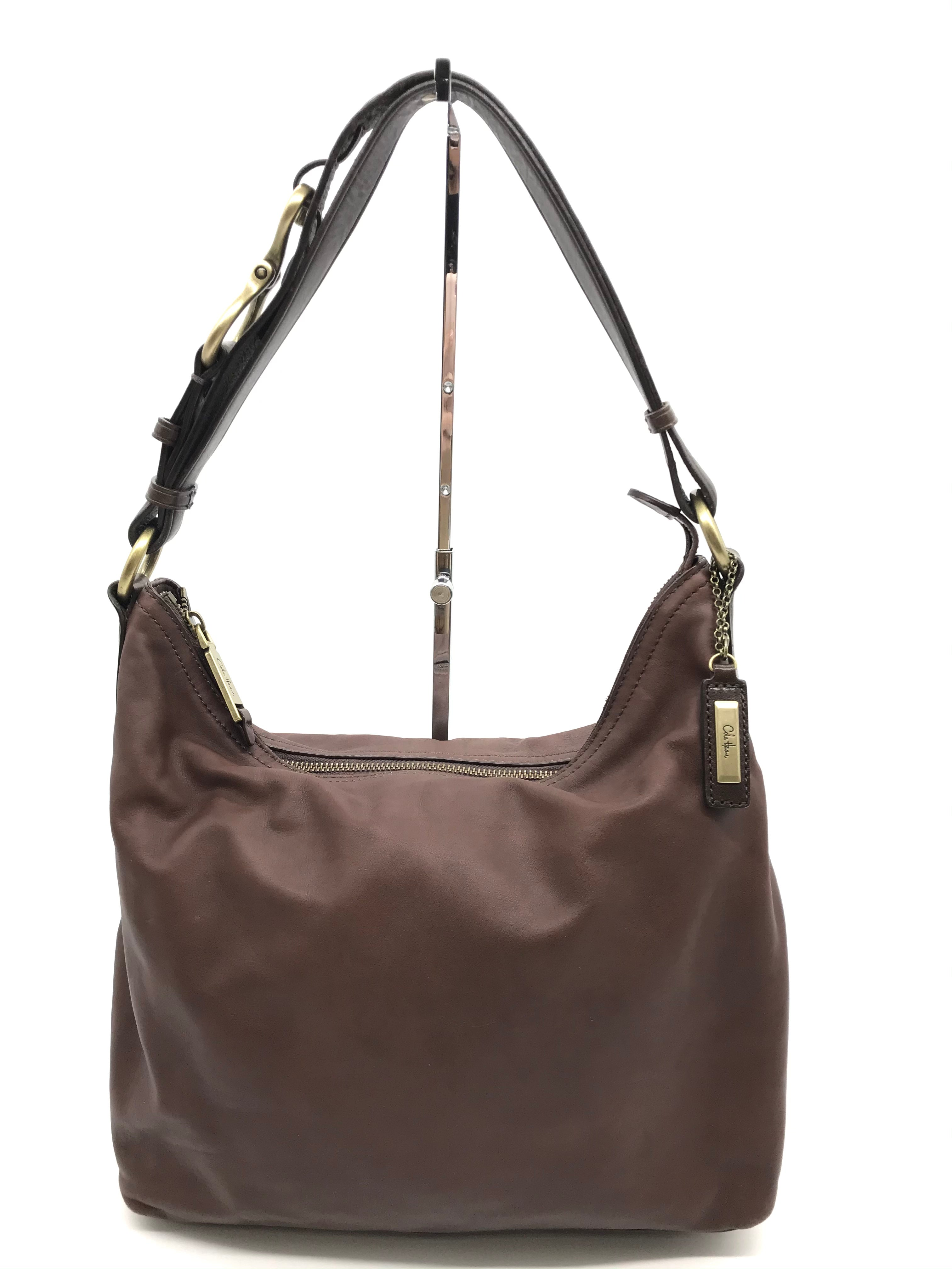 Primary Photo - BRAND: COLE-HAAN <BR>STYLE: HANDBAG <BR>COLOR: BROWN <BR>SIZE: SMALL<BR>SKU: 262-26241-43732<BR>AS IS