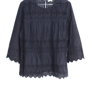 Primary Photo - BRAND: GERARD DARELSTYLE: BLOUSE COLOR: NAVY SIZE: LOTHER INFO: GERARD DAREL - SKU: 262-26211-139025. DESIGNER FINAL.