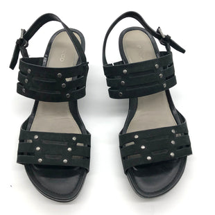 Primary Photo - BRAND: ECCO STYLE: SANDALS FLAT COLOR: BLACK SIZE: 8 OTHER INFO: AS IS SLIGHT WEAR SKU: 262-26241-47208