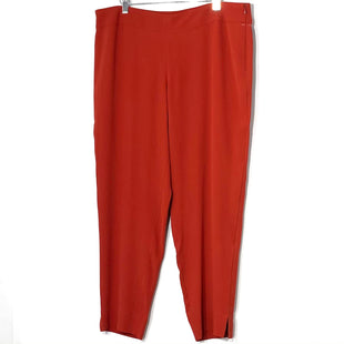 Primary Photo - BRAND: EILEEN FISHER STYLE: PANTS COLOR: RED SIZE: L/12-14SKU: 262-262101-2373100% SILK