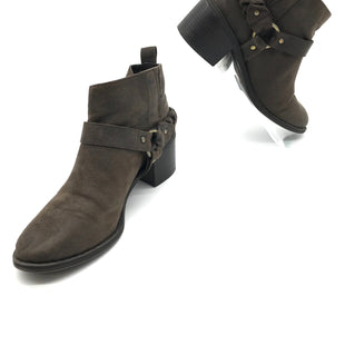 Primary Photo - BRAND: CARLOS BY CARLOS SANTANA STYLE: BOOTS ANKLE COLOR: BROWN SIZE: 8.5 SKU: 262-26241-40503