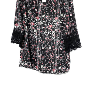 Primary Photo - BRAND: BCBGENERATION STYLE: DRESS SHORT LONG SLEEVE COLOR: FLORAL SIZE: M SKU: 262-26275-57242