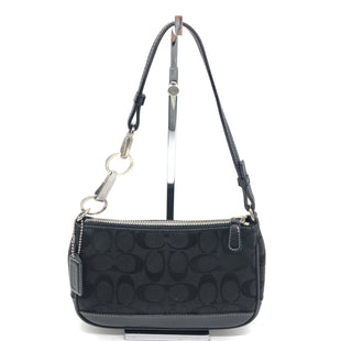 Primary Photo - BRAND: COACH STYLE: WRISTLET COLOR: BLACK SKU: 262-26275-74618GENTLE WEAR - AS IS