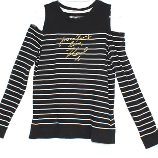 Primary Photo - BRAND: KARL LAGERFELD STYLE: TOP LONG SLEEVE COLOR: STRIPED SIZE: XS SKU: 262-26275-64453DESIGNER FINAL