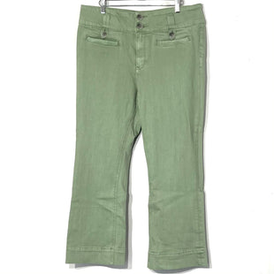 Primary Photo - BRAND: PILCRO ANTHROPOLOGIE STYLE: JEANS COLOR: MINT SIZE: 12/32SKU: 262-26241-44880HIGH RISE FLARE