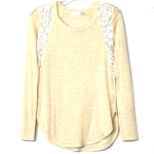 Primary Photo - BRAND: RD STYLE STYLE: TOP LONG SLEEVE COLOR: BEIGE SIZE: XS SKU: 262-26275-77030